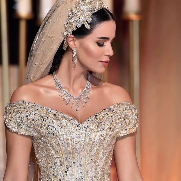Samer Zayat Amazing Wedding Dress 03