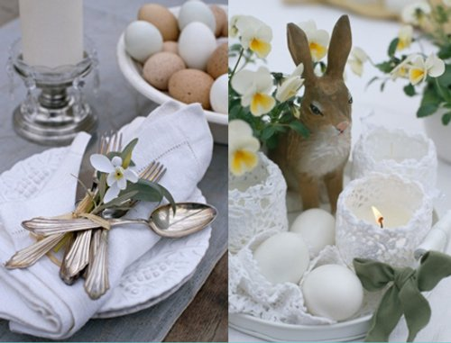 easter wedding decoration ideas