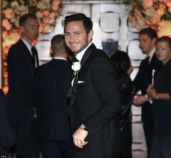 wedding lampard 07
