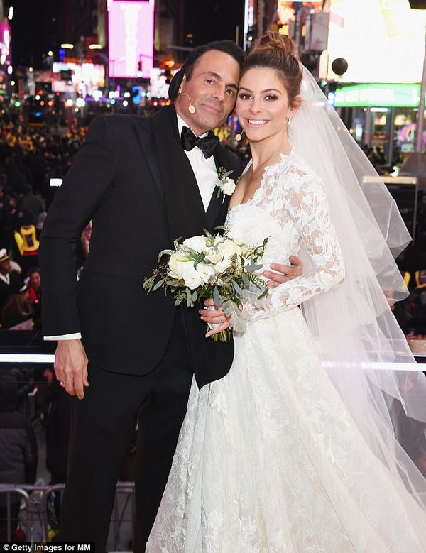 wedding maria menounos kaven undergaro