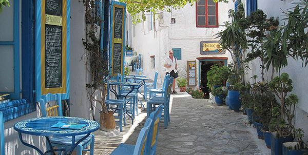 amorgos honeymoon