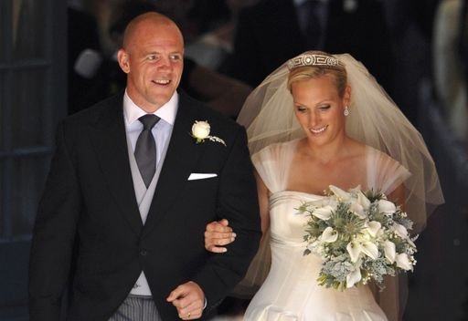 Mike Tindall & Zara Philips