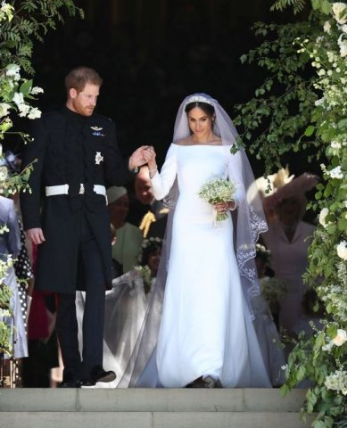 Princess Harry & Meghan Markle