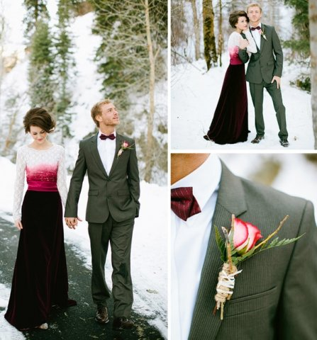 velvet wedding dress_11