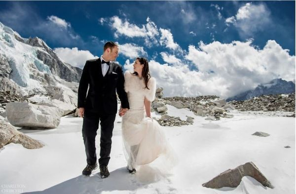 everest wedding