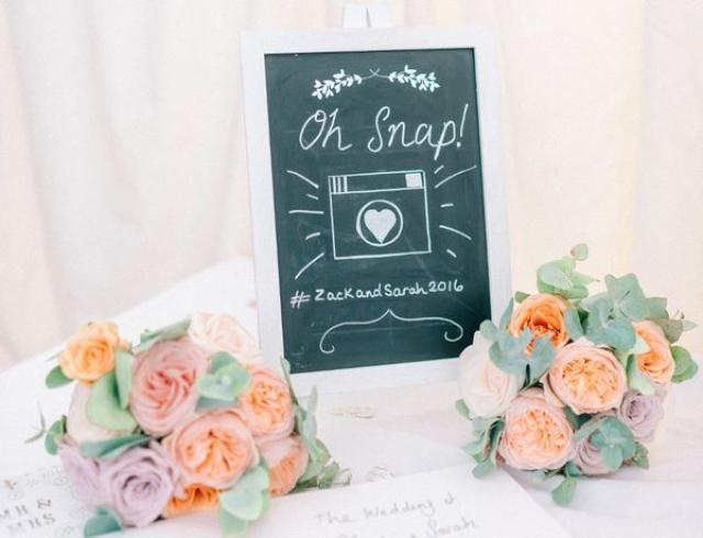 Wedding Tip: Φτιάξε ένα μοναδικό hashtag για το γάμο σου!