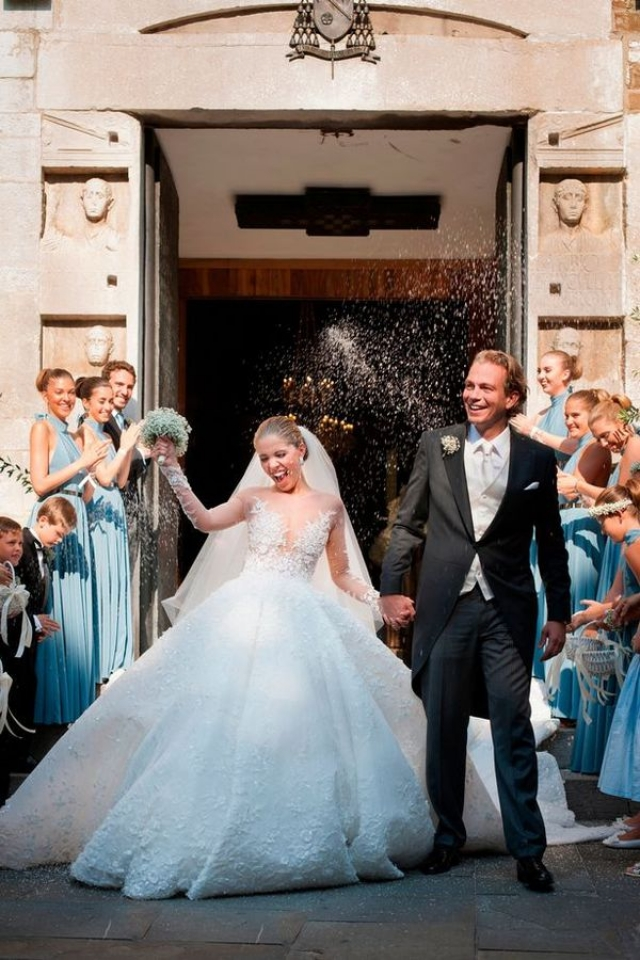 Ο Χλιδάτος Γάμος της χρονιάς με την Κόρη του Swarovski