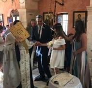 Ο Γάμος της Κατερίνας Μουτσάτσου (Φωτογραφίες)