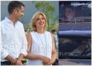 Ο Γάμος Κώστα Μπακογιάννη και Σίας Κοσιώνη (Φωτογραφίες)!