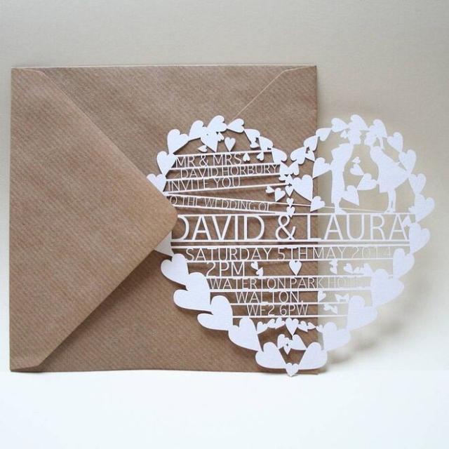 Κείμενα για Προσκλητήρια Γάμου, Πρωτοτυπήστε...